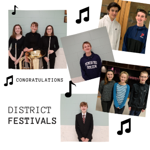2020 Southeastern Junior District Music Festival