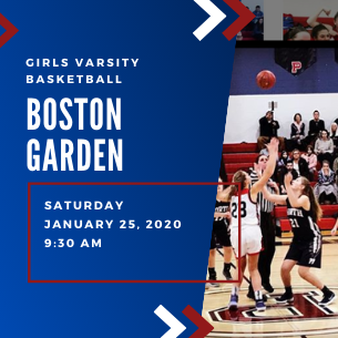 Pembroke High School Girls Basketball to Play at the Garden