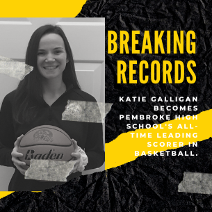 Pembroke's Galligan enters record book