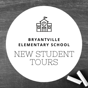 New Student Tours, Grades 1-6
